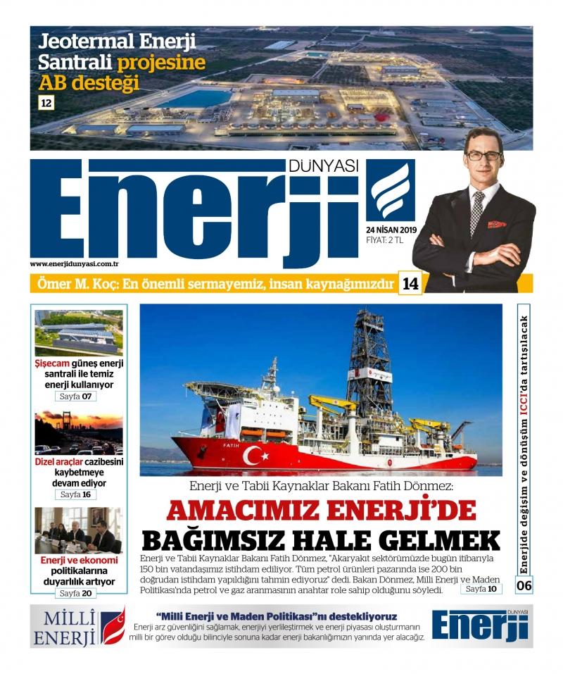 E-Gazete - 2019 Nisan