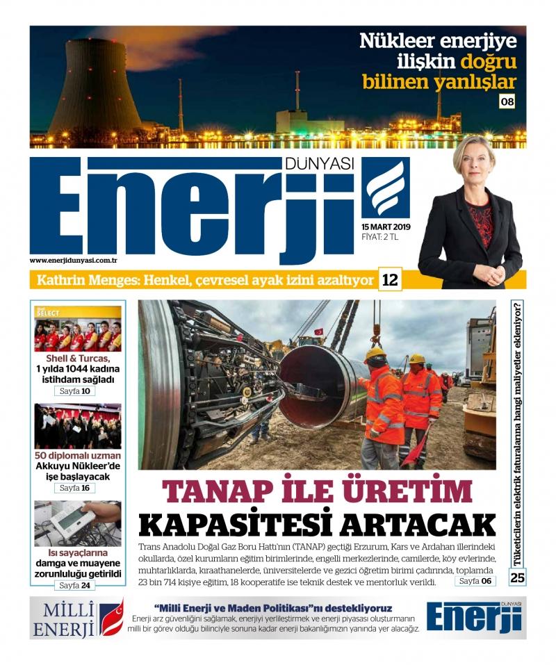 E-Gazete - 2019 Mart