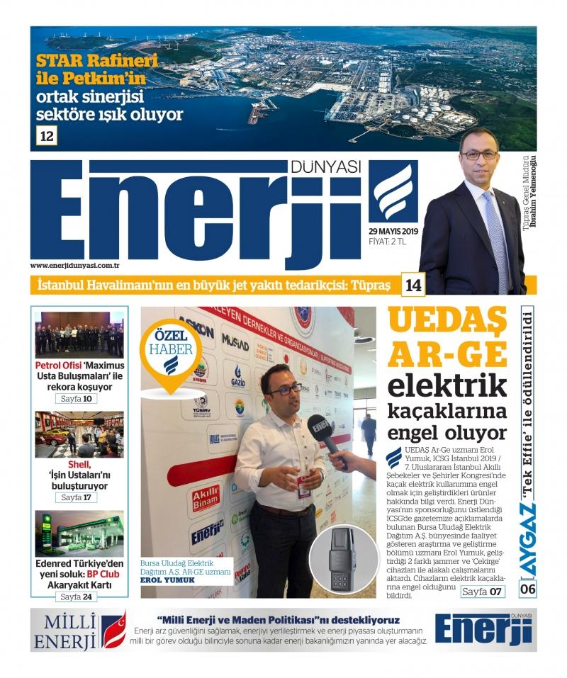 E-Gazete - 2019 Mayıs