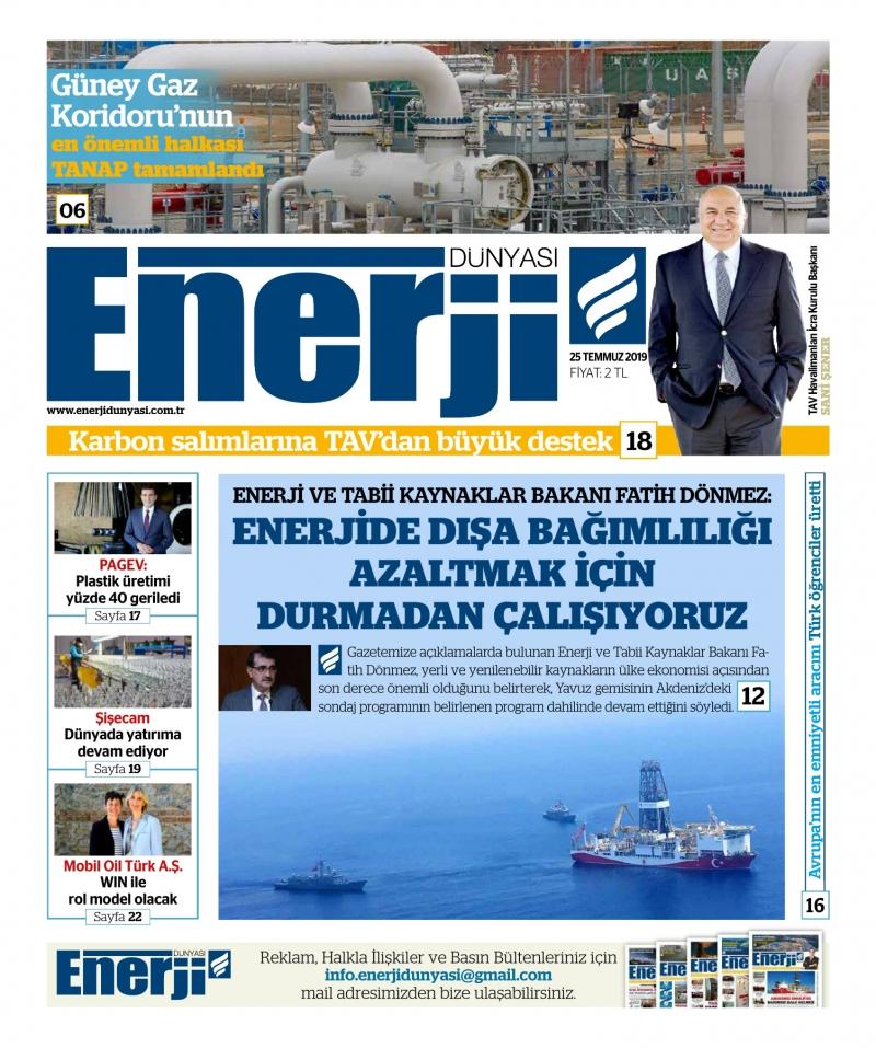 E-Gazete - 2019 Temmuz