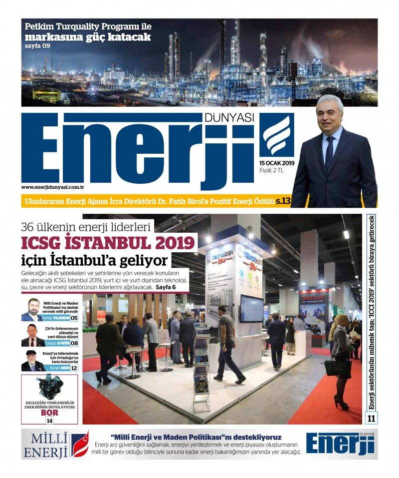 E-Gazete - 2019 Ocak