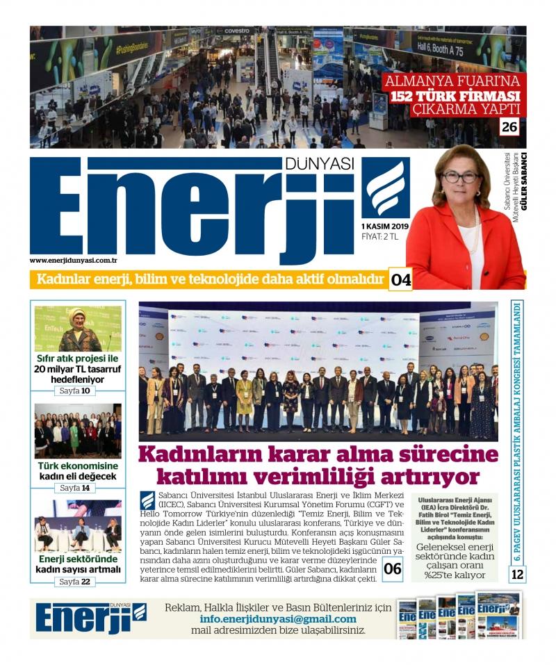 E-Gazete - 2019 Kasım