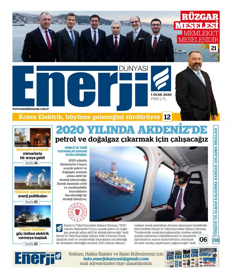 E-Gazete - 2020 Ocak