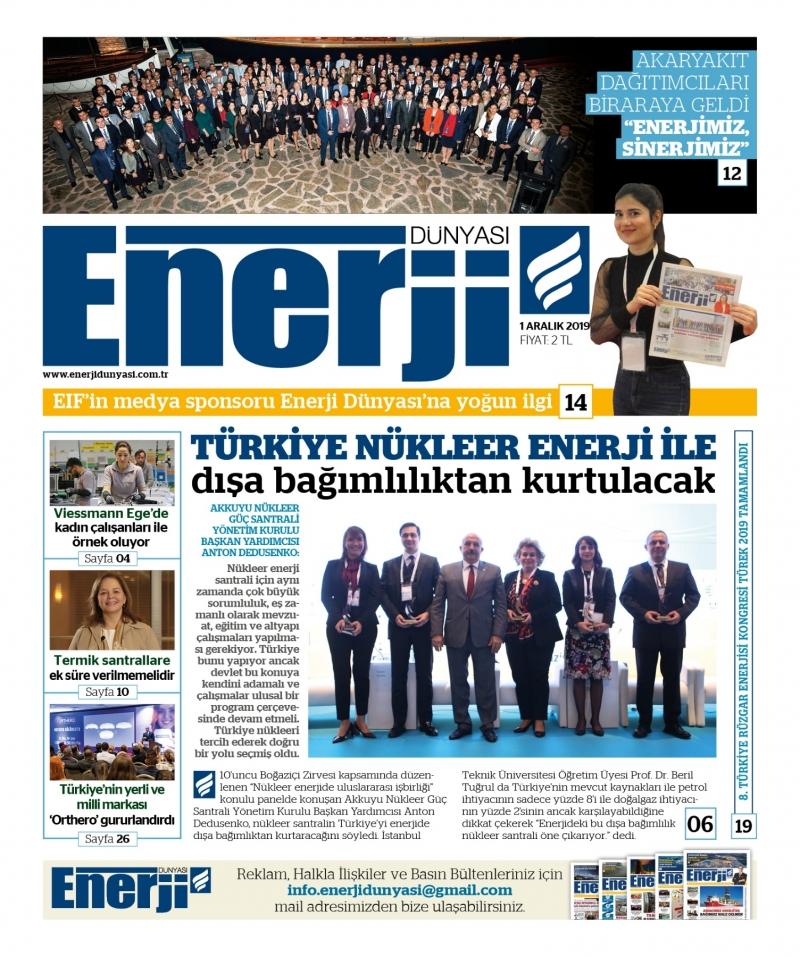E-Gazete - 2019 Aralık