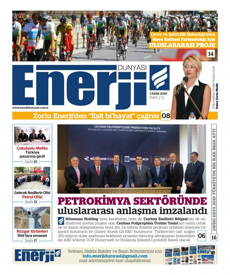 E-Gazete - 2019 Ekim