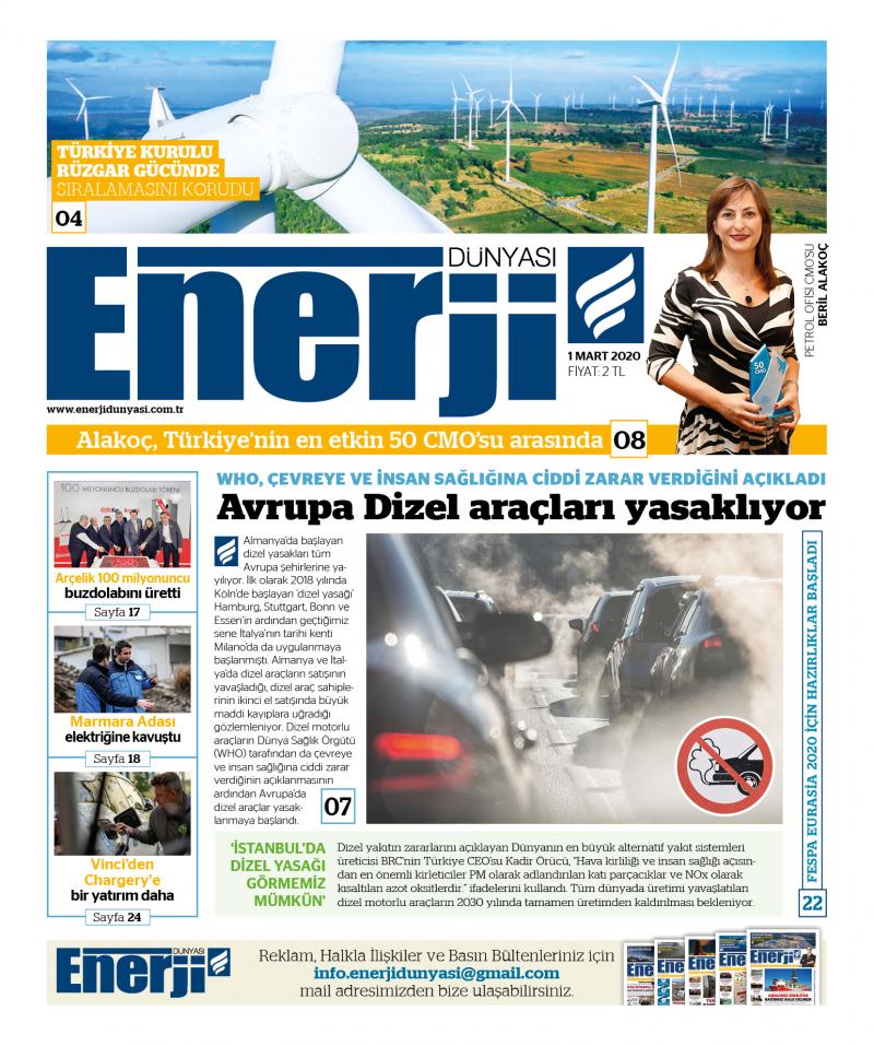 E-Gazete - 2020 Mart