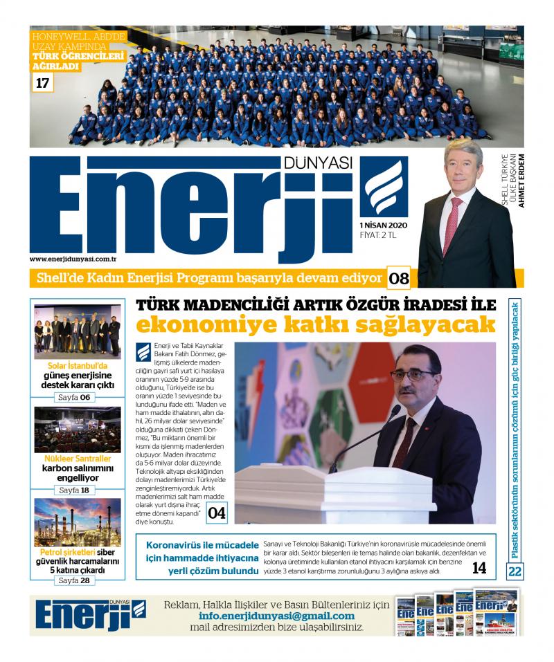 E-Gazete - 2020 Nisan