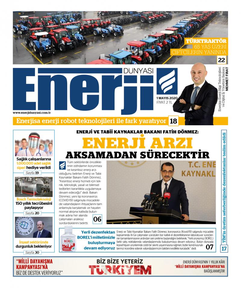 E-Gazete - 2020 Mayıs