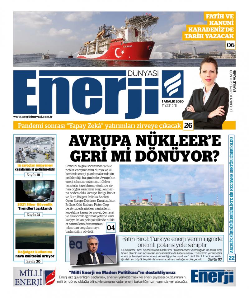 Enerji Dünyası E-Gazete - Aralık 2020