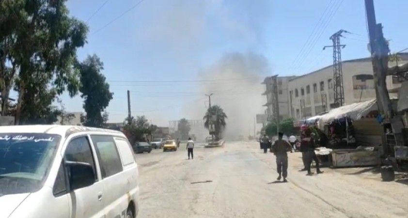 Afrin'de patlayıcı yüklü araç infilak etti: 3 ölü, 3 yaralı