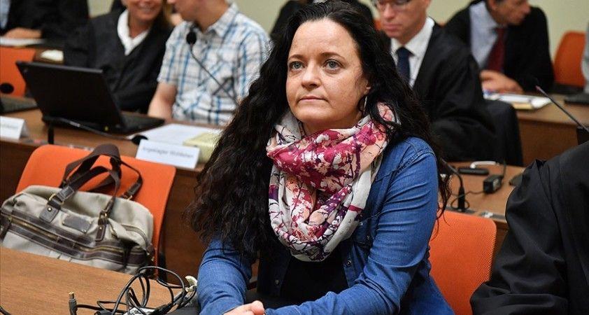 Almanya'da Yargıtay NSU davasında baş sanık Beate Zschaepe ile iki sanık hakkındaki kararları onadı
