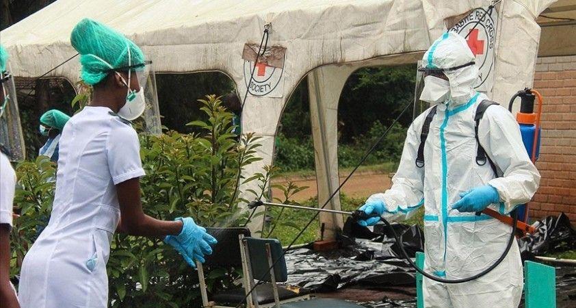 Afrika'da Kovid-19 vaka sayısı 5 milyon 923 bini aştı