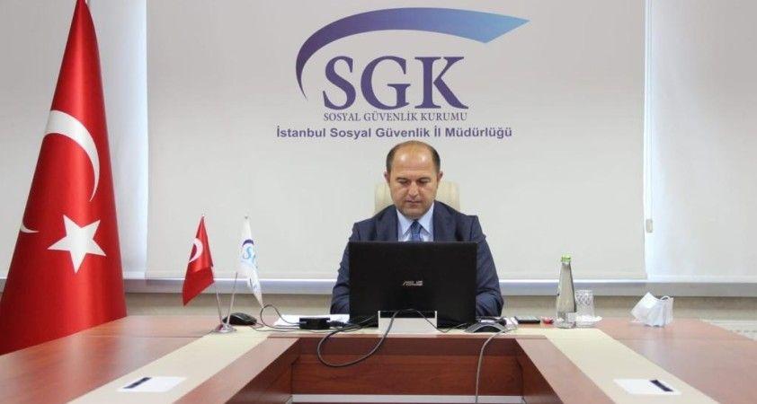 SGK İstanbul İl Müdürü Göktaş'tan yapılandırma çağrısı