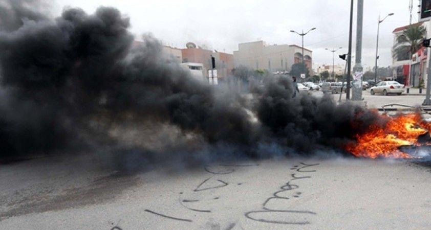 Libya'da kontrol noktasına intihar saldırısı: 2 ölü, 1 yaralı