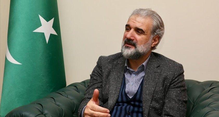 Türkiye Maarif Vakfı 2023'te Pakistan'da 17 bin öğrenciye ulaşmayı hedefliyor