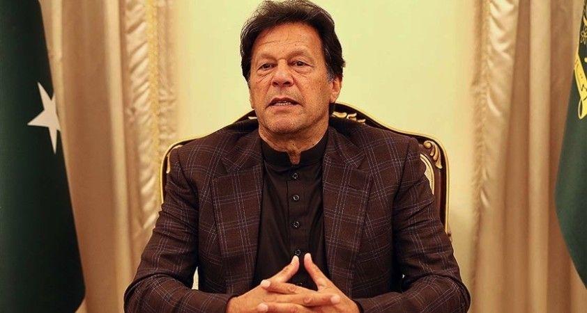 Pakistan Başbakanı İmran Han'ın Kovid-19 testi pozitif çıktı