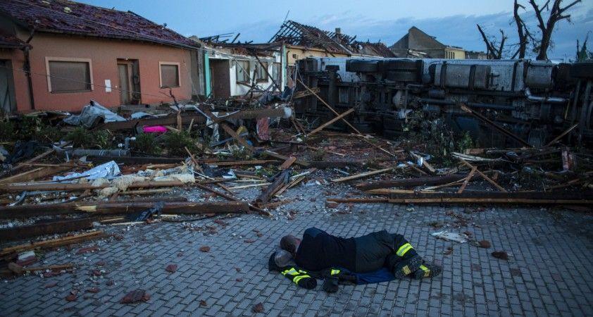 Çekya'da fırtına: 3 ölü