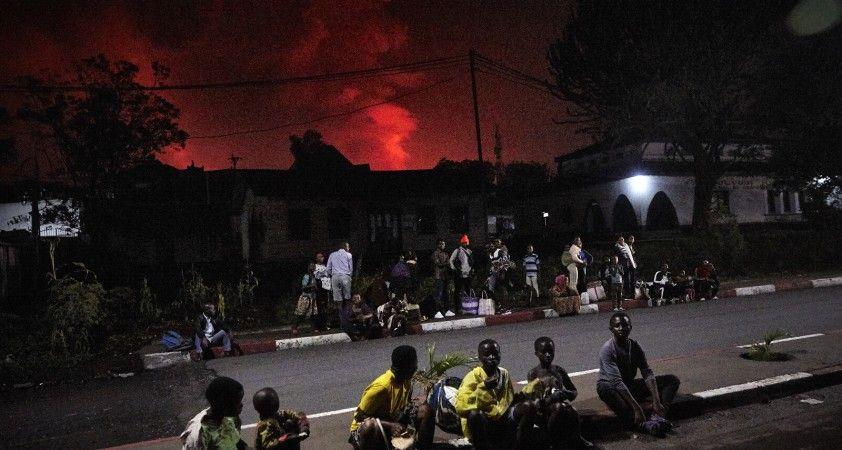 BM'den Nyiragongo Yanardağı faciası için yardım çağrısı