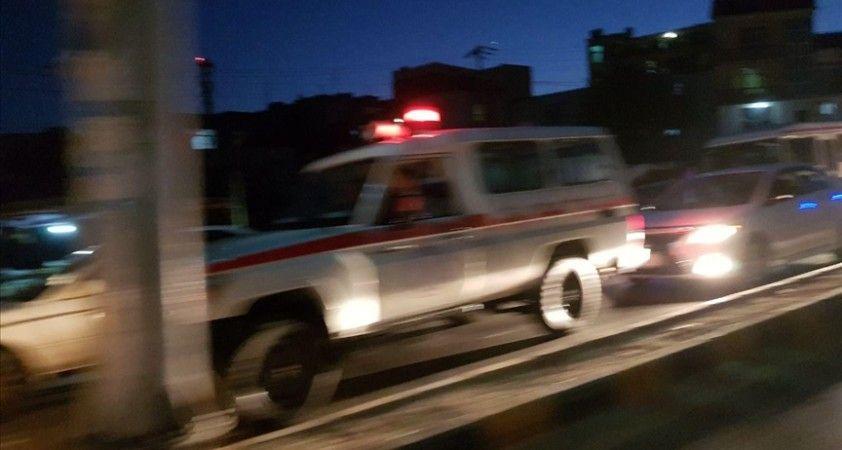 Kabil'de patlama nedeniyle elektrikler kesildi