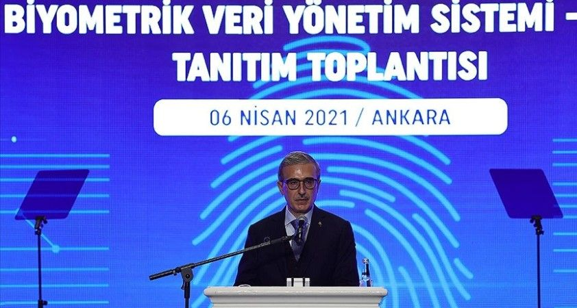 Savunma Sanayii Başkanı Demir: Biyometrik Veri Yönetim Sistemi teknolojisini geliştiren 7'nci ülkeyiz