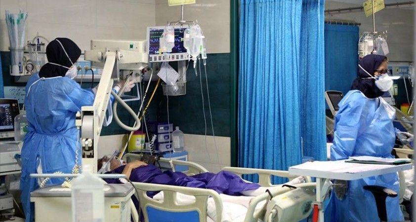 İran'da son 24 saatte 419 kişi Kovid-19'dan hayatını kaybetti