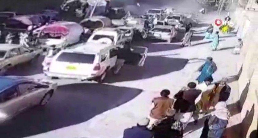 Pakistan'da Keşmir Dayanışma Günü'nde ikinci patlama: 2 ölü, 4 yaralı