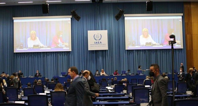 UAEA 65. Genel Kurul Toplantısına İran'ın nükleer faaliyetleri damgasını vurdu