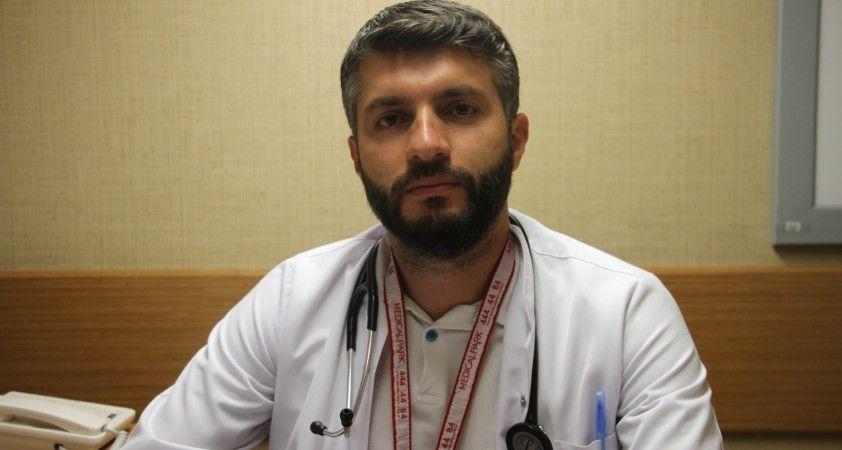 """""""Çinko Covid-19 hastalık süresini ve ağır hastalığa gidişatı azaltan bir mineraldir"""""""