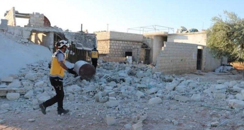 Esad rejiminden İdlib'e topçu saldırısı: 9 ölü