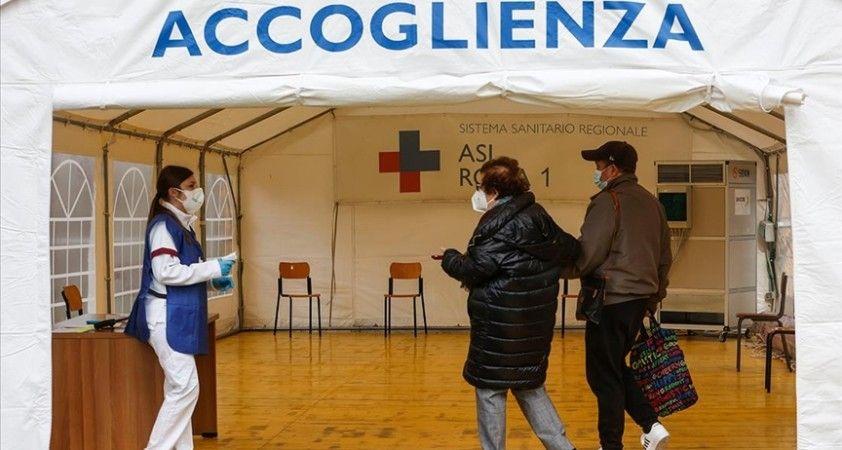 İtalya'da Kovid-19 nedeniyle hayatını kaybedenlerin sayısı 92 bini aştı