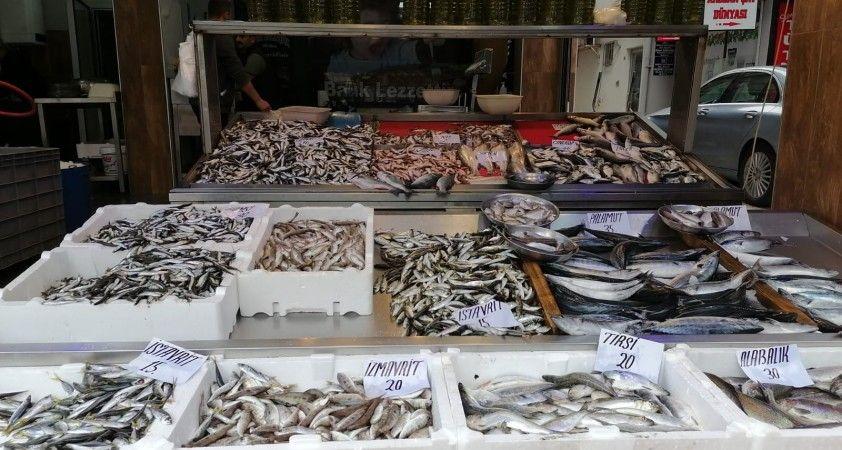 Balık az, fiyatlar pahalı