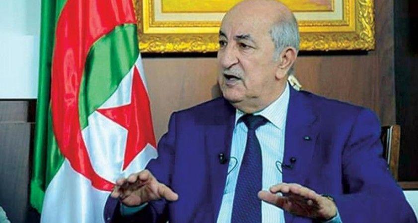 Cezayir Cumhurbaşkanı Tebbun, ameliyatı sonrası Almanya'dan döndü