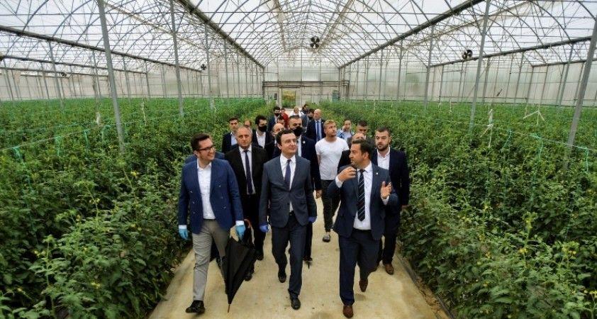 Kosova Başbakanı Kurti'den Türk belediyesine destek