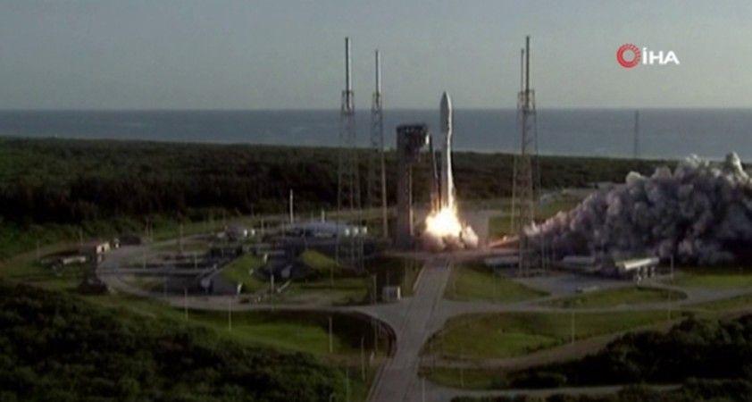 NASA'nın yeni nesil uzay aracı Perseverance Mars'a gönderildi