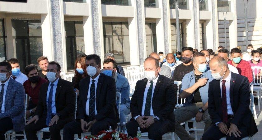 Şırnak'ta AB destekli projede 200 kişi daha eğitimlerini tamamladı