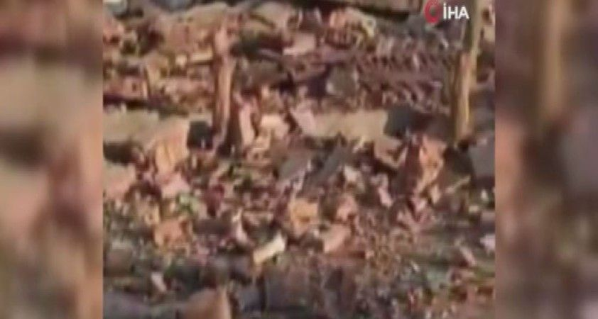 Hindistan'da gaz boru hattında patlama: 1 ölü, 2 yaralı