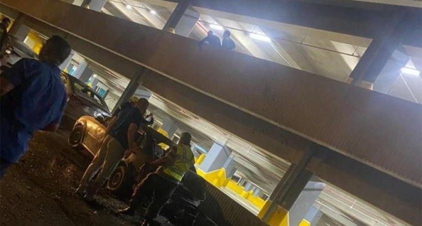 Bağdat Uluslararası Havalimanı'na roketli saldırı: 5 ölü, 2 yaralı