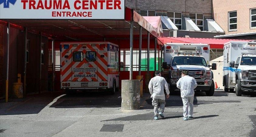 ABD'de Kovid-19'dan ölenlerin sayısının ocak sonuna kadar 438 bine çıkabileceği tahmin ediliyor