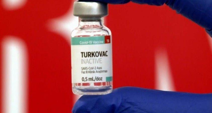 TURKOVAC'ta işler yolunda: bin 100 gönüllüye uygulandı, yan etki görülmedi