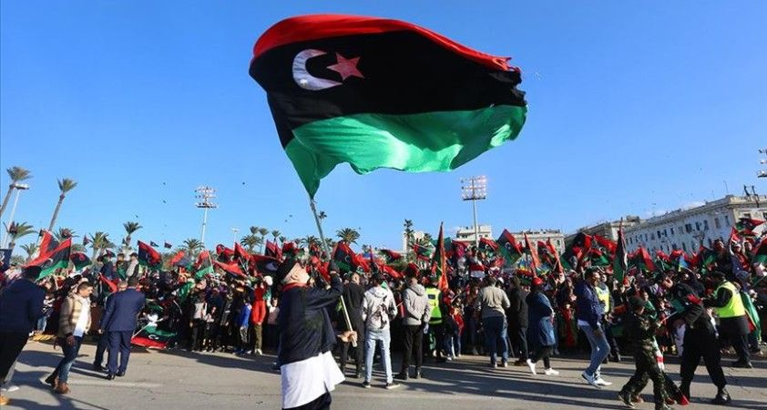 Libya'dan, Lavrov'un 'hükümet ateşkes istemiyor' iddialarına Hafterli cevap