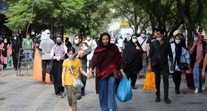 İran'da salgının başından bu yana en yüksek günlük Kovid-19 vakası kaydedildi