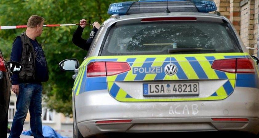 Almanya'da Halle kentindeki ırkçı terör saldırısının 1. yılında kurbanlar anıldı