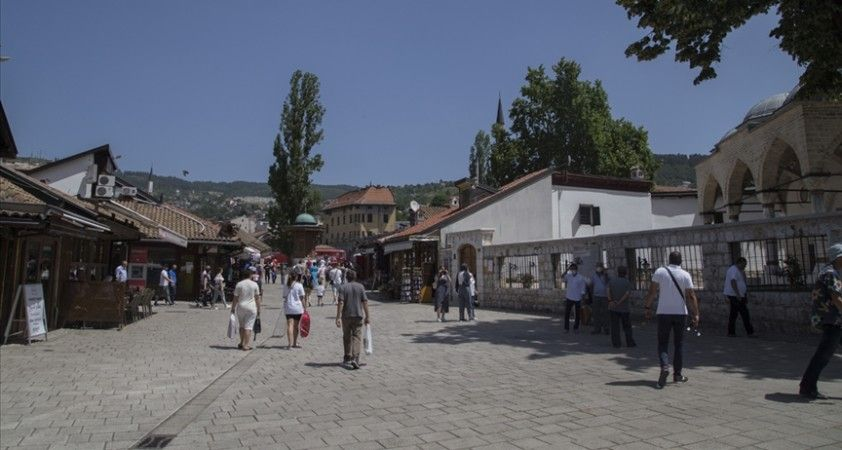 Bosna Hersek'te Kovid-19'un Delta varyantına rastlandı