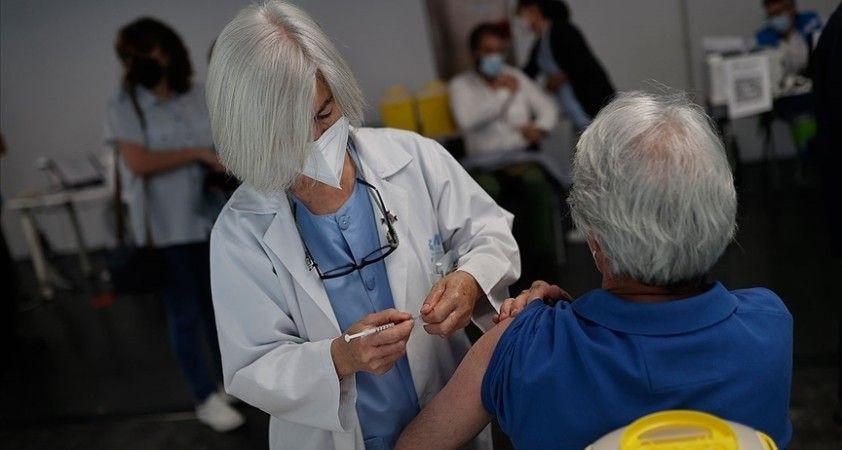 Dünya genelinde 3 milyar 570 milyon dozdan fazla Kovid-19 aşısı yapıldı