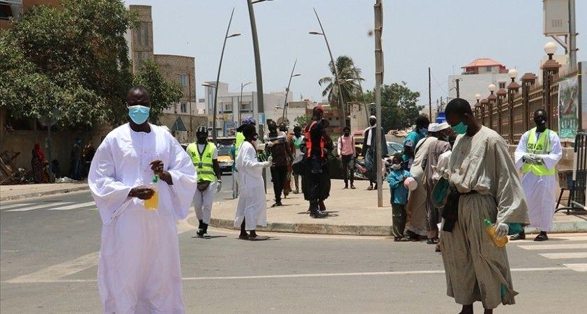 Batı Afrika ülkelerinde Kovid-19 vaka sayısı artmaya devam ediyor