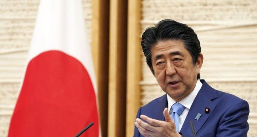 Japon Başbakan Abe sağlık sorunlarından dolayı görevi bıraktı
