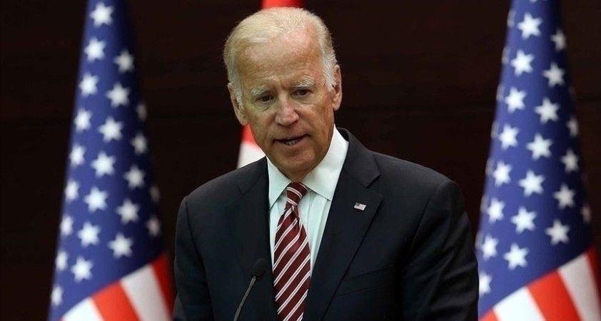 ABD Başkanı Biden'a kamuoyu desteği ilk kez yüzde 50'nin altına düştü