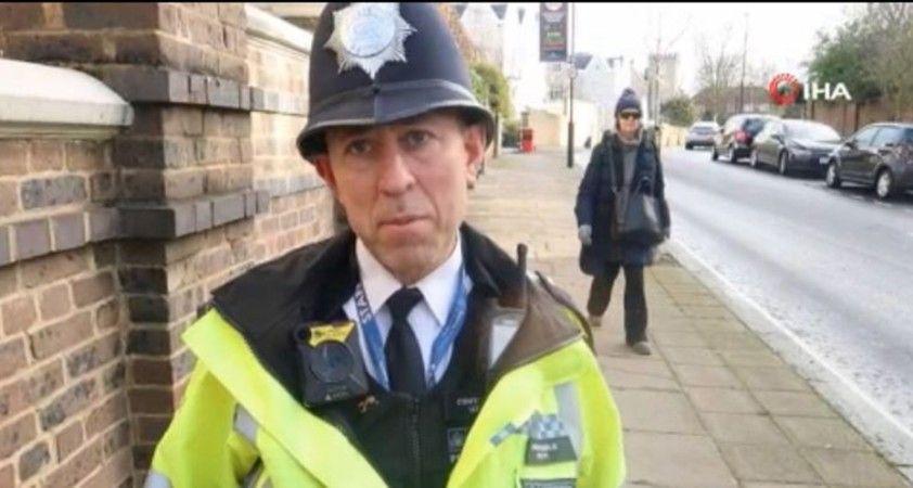 İngiltere'de 30 yıldır polislik yapan Uzun'a Kraliçe Elizabeth tarafından ödül