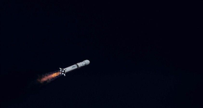 Çin Long March 8 roketini ilk kez fırlattı