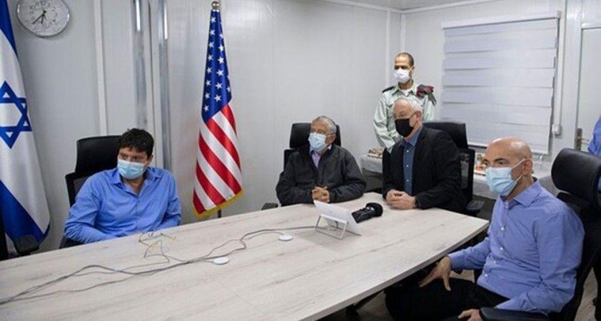 İsrail ve ABD'den füze savunma sistemi denemesi
